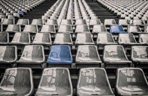 stadium, rows of seats, grandstand